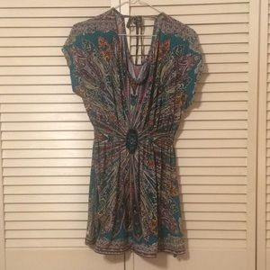 Dresses & Skirts - Bohemian hippie style dress size small – medium